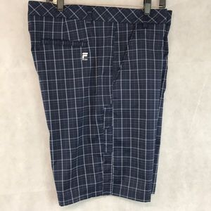 Fila Sport golf shorts size 38